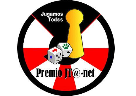 Premio Jugamos Tod@s a la mejor labor en Internet